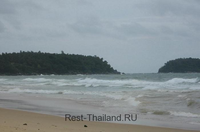 Погода в Таиланде в сентябре