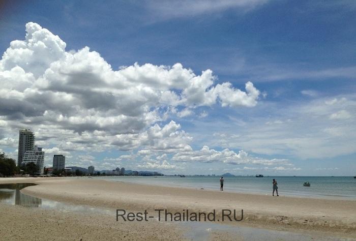 Погода в Таиланде в декабре