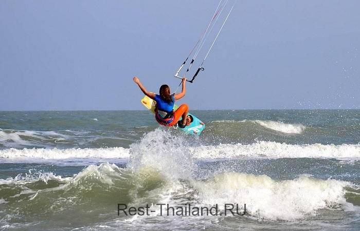 Погода в Таиланде ноябрь