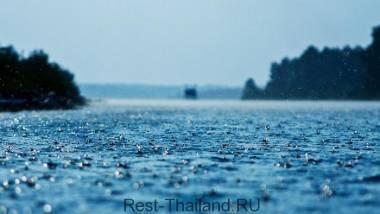 Погода в Таиланде август
