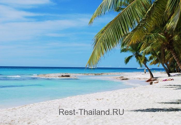 Погода в Таиланде март