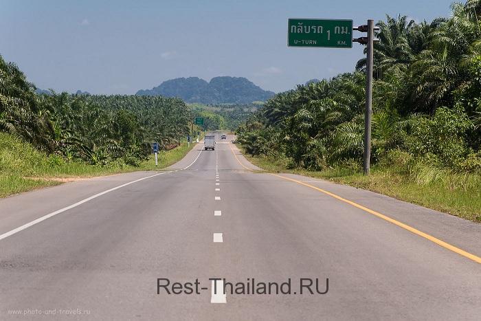путешествие дикарем в Тайланд