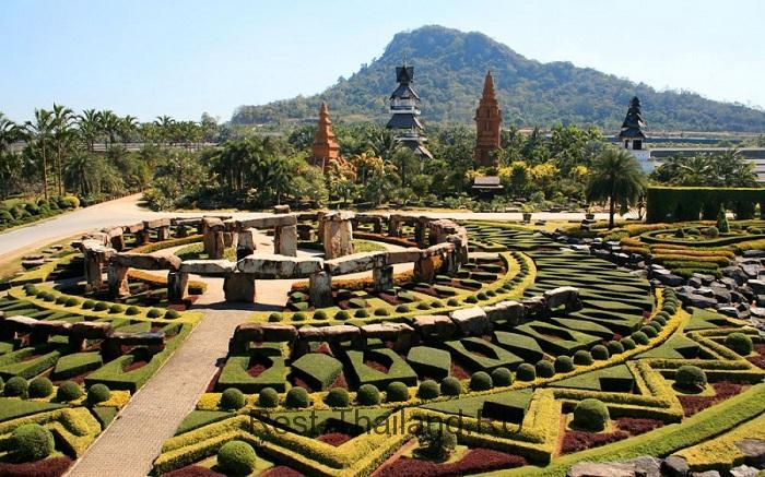 парк Нонг Нуч в Паттайе
