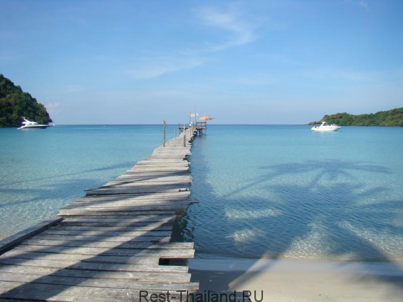 Ко Куд Таиланд вс об острове с фото как добраться