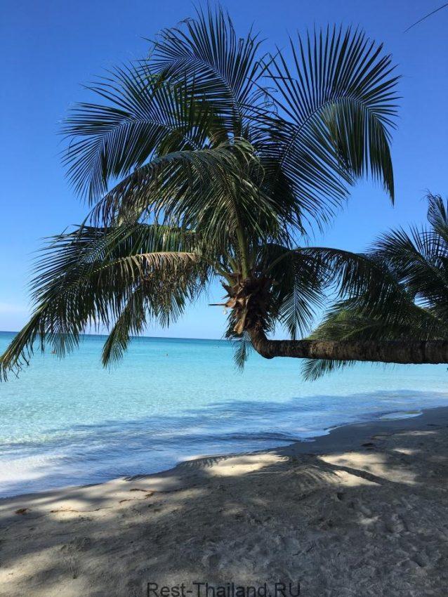 фото пляжа на Ко Куд