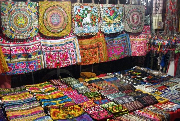 плетеные сувениры тайланд