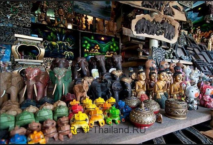 что купить в тайланде из сувениров