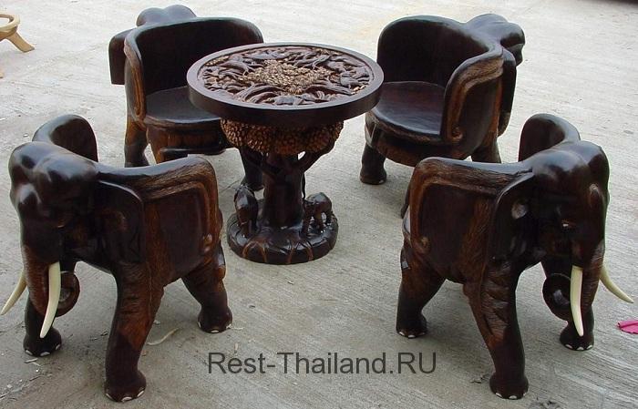 какие сувениры купить в тайланде
