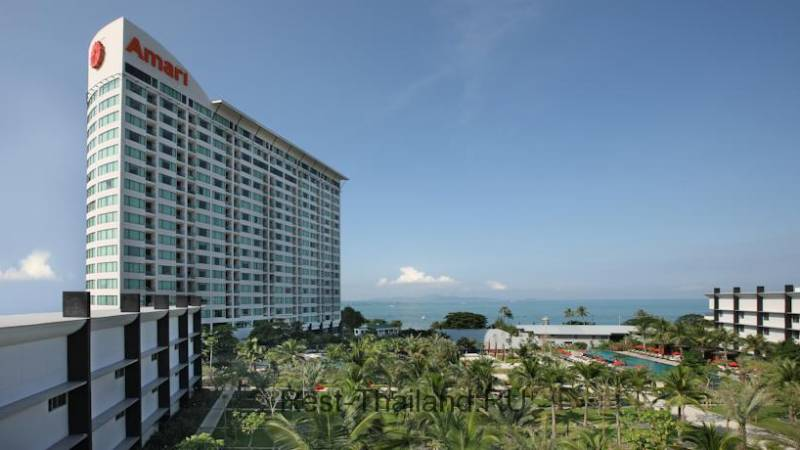 Отель Amari Ocean Pattaya