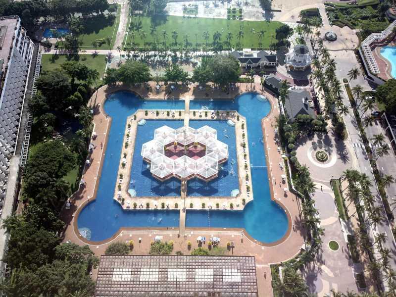 Ambassador City Jomtien Hotel отель в Паттайе