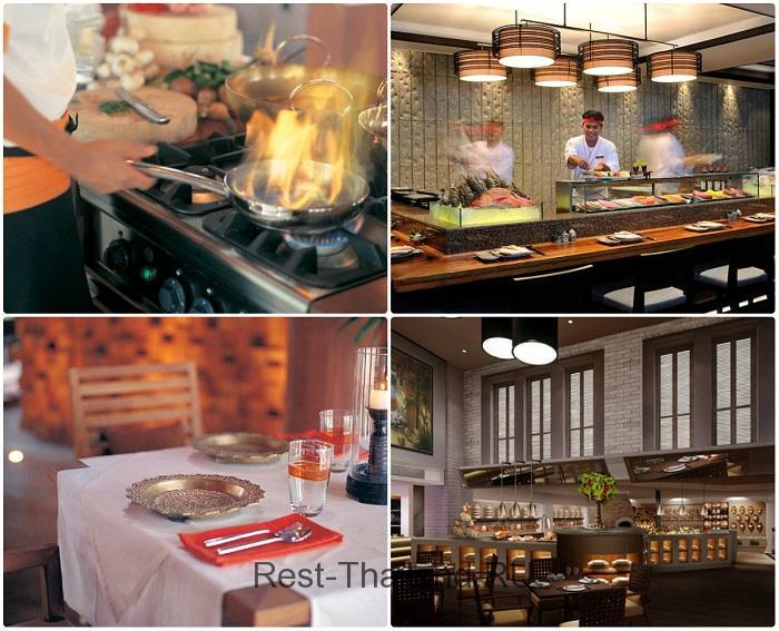 Отель JW Marriott Phuket Resort & Spa