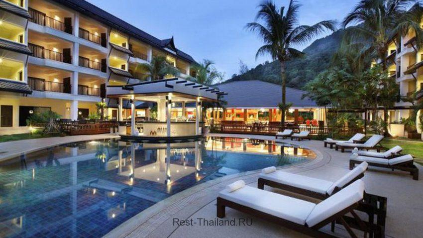 Отель Marina Phuket