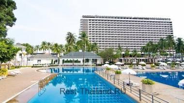 Отель Ambassador City Jomtien Hotel