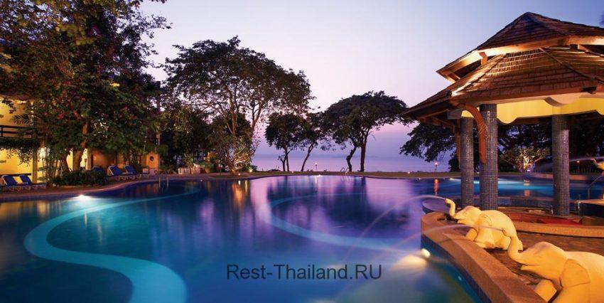 Отель Cosy Beachв Таиланде Паттайя