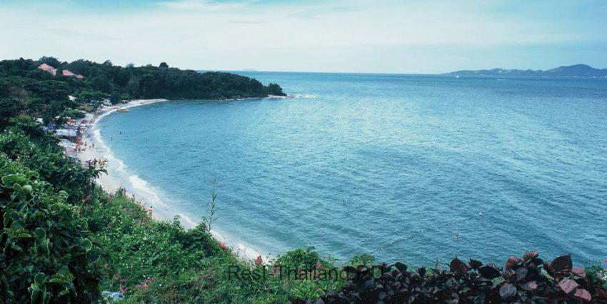 Отель Cosy Beachв городе Паттайя, пляж