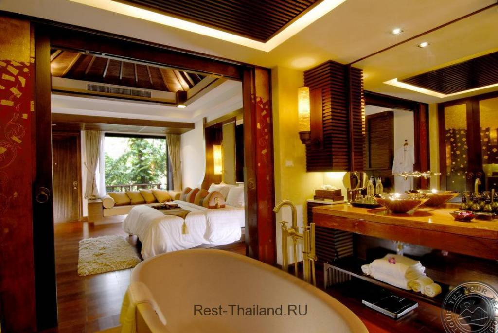 Отель Marina Phuket Resort 4 номера