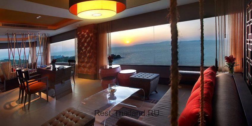 Отель Cosy Beachв части города Паттайя