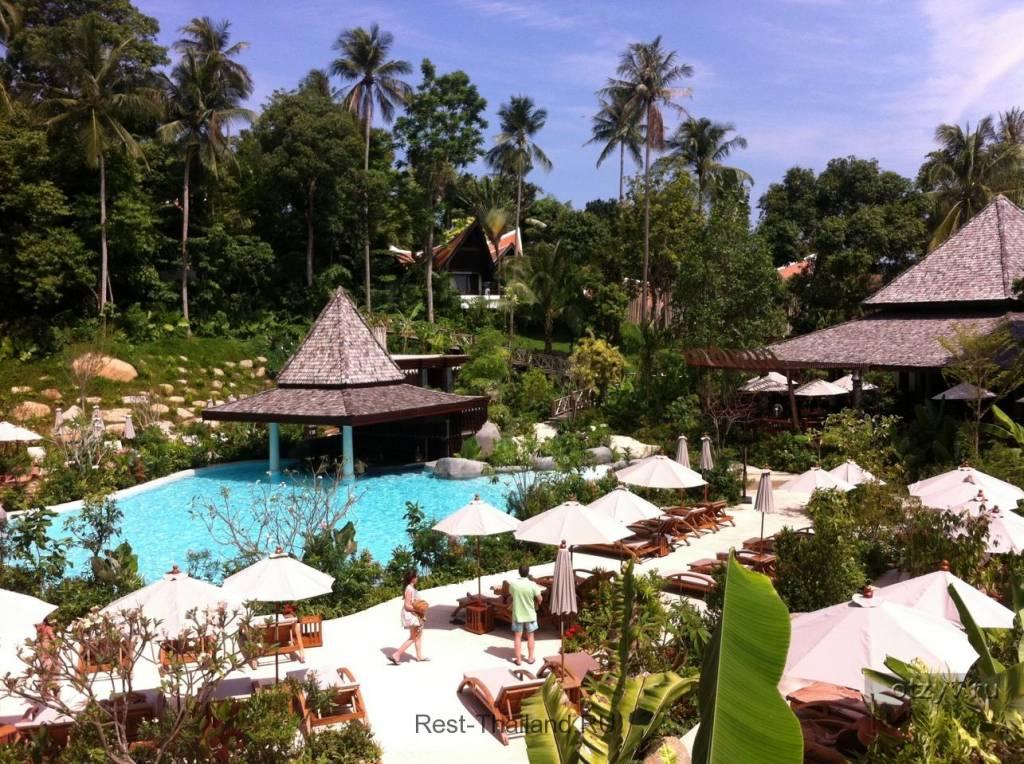 Отель Marina Phuket Resort