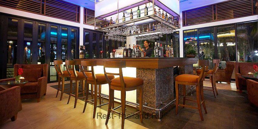 Отель Cosy Beachв Паттайя