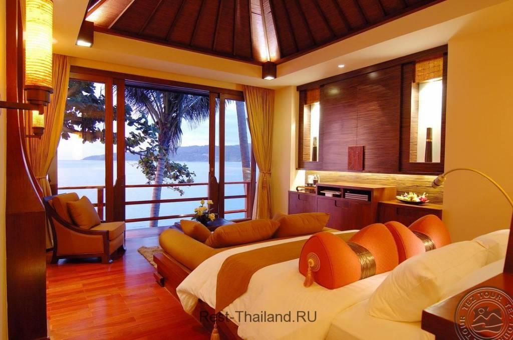 Отель Марина Пхукет Резорт Тайланд