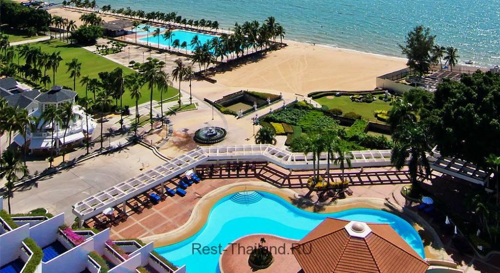 Отель Ambassador City Jomtien Hotel в Паттайе