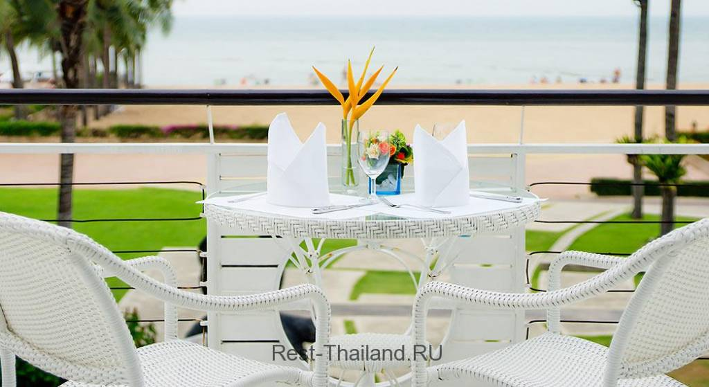 Ambassador City Jomtien Hotel в Таиланде