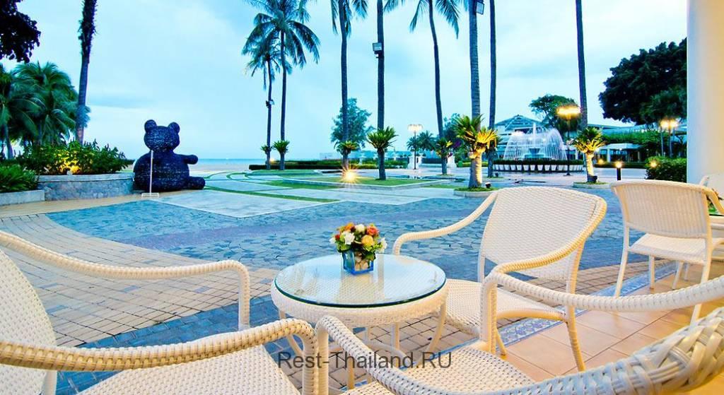 Отель Ambassador City Jomtien Hotel в Таиланде