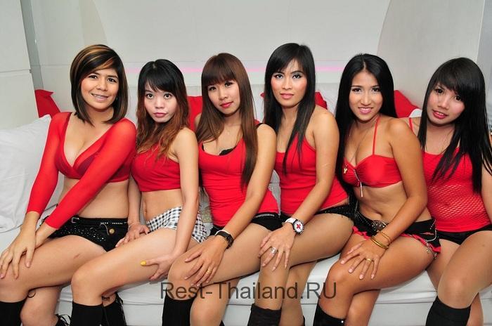 го го бары в таиланде