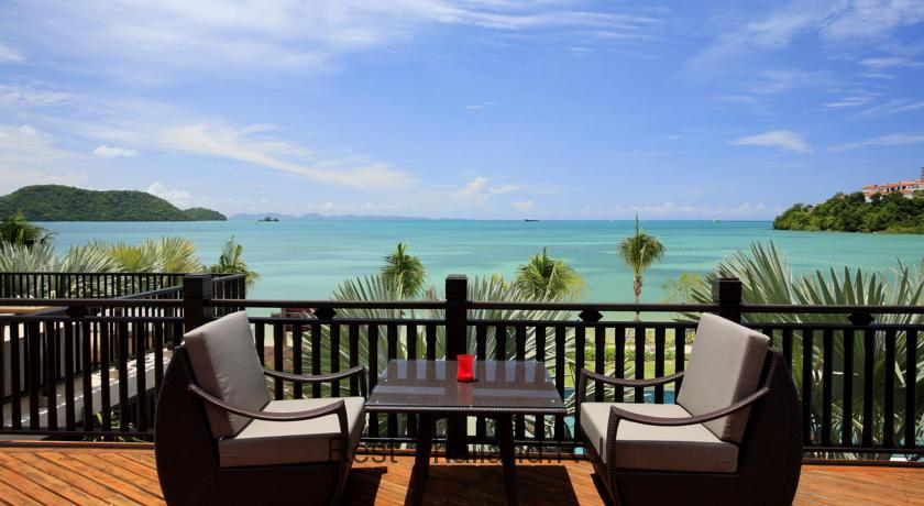 Отель Radisson Blu Plaza Resort Phuket 5 ( Рэдисон)