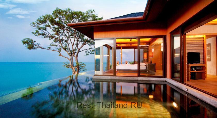 Отель Sri Panwa Phuket 5