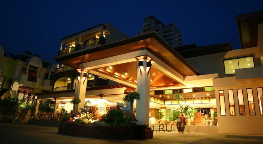 Рейтинг отелей Пхукета 3 звезды