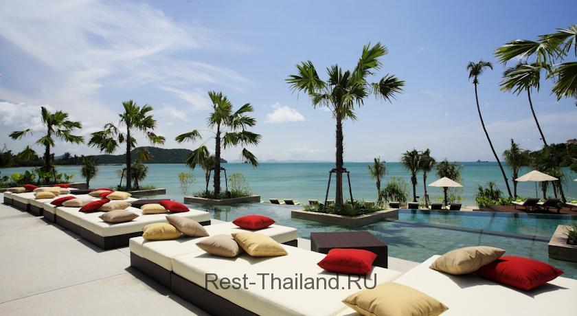 Hotel Radisson Blu Plaza Resort Phuket
