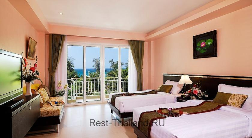 Hotel Thanthip Beach Resort 3 Phuket