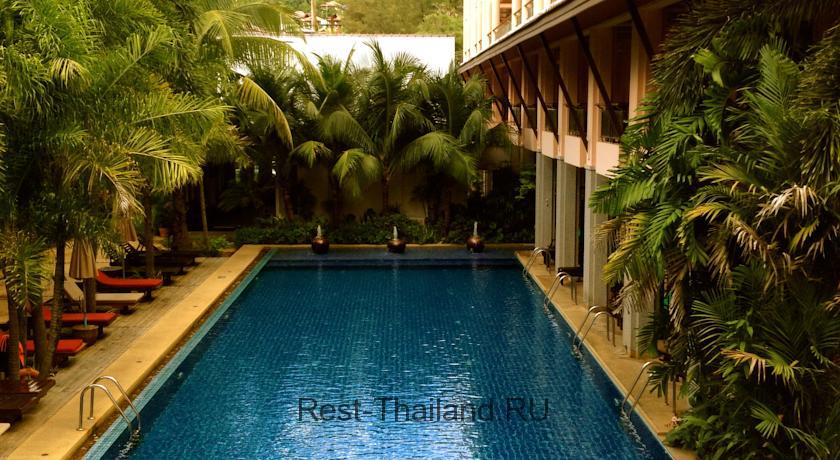 Hotel Thanthip Beach Resort 3 Phuket Patong