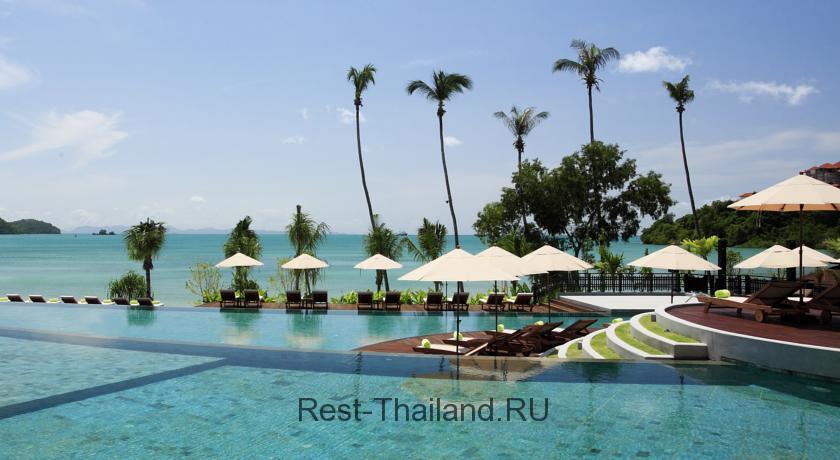 Radisson Blu Plaza Resort Phuket 5 (Рэдисон Блю Плаза Пхукет)