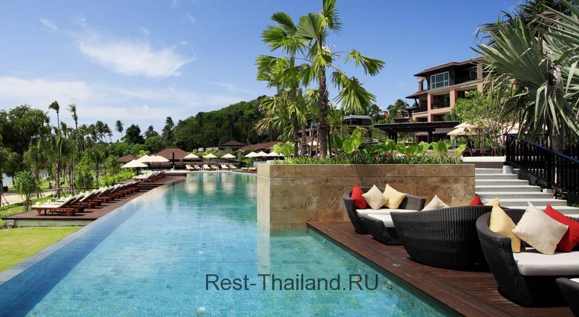 Hotel Radisson Blu Plaza Resort Phuket 5