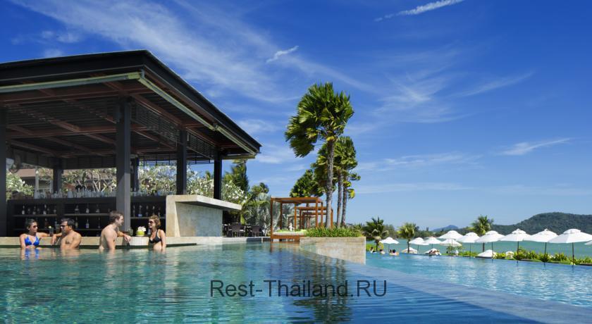 Отель Рэдисон Блю Плаза Пхукет Таиланд
