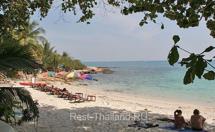 пляж Ао Кланг