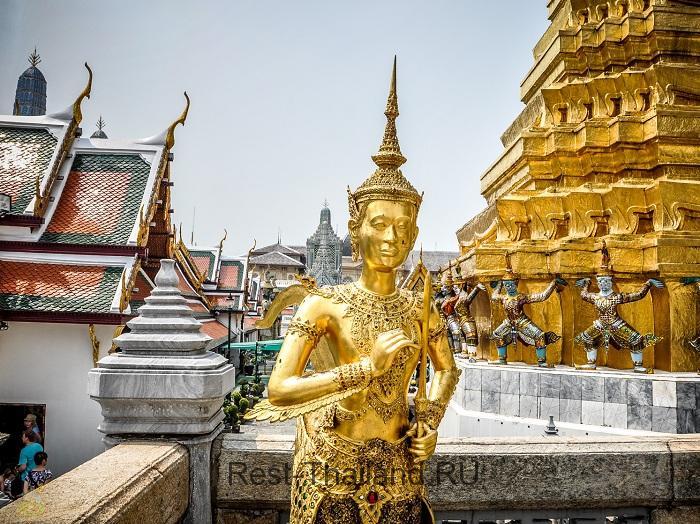 лучшие курорты Тайланда: столица Таиланда Бангкок