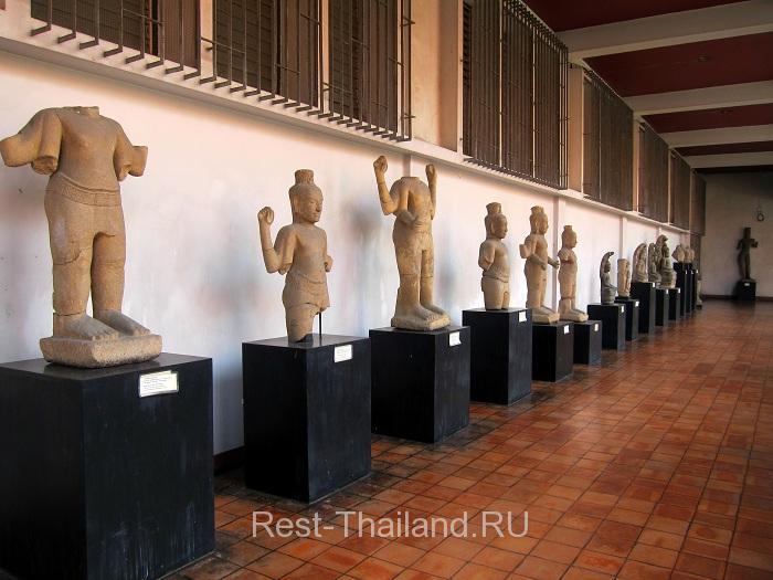 Национальный музей Бангкок