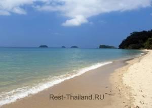 какие моря есть в таиланде