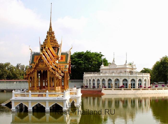 Удивительный Таиланд: Аюттайя