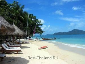 лучшие курорты Тайланда: курорты в Таиланде