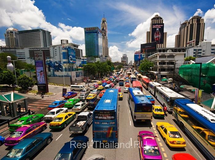 столица Таиланда Бангкок