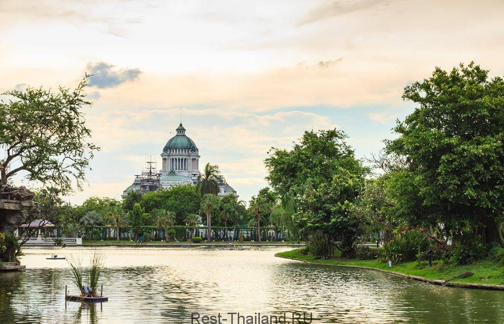Бангкок столица Тайланда