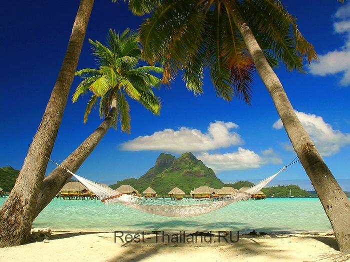 Лучшее время для отдыха в Тайланде