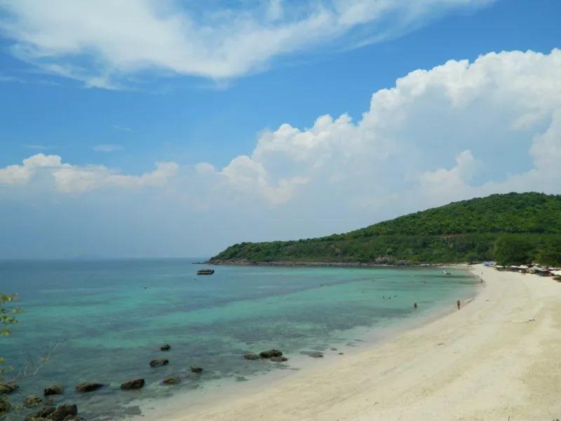 Природа и климат на острове Ко Лан