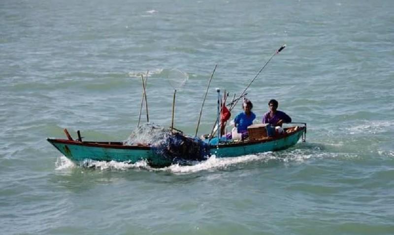 Рыбалка в Ко Лан