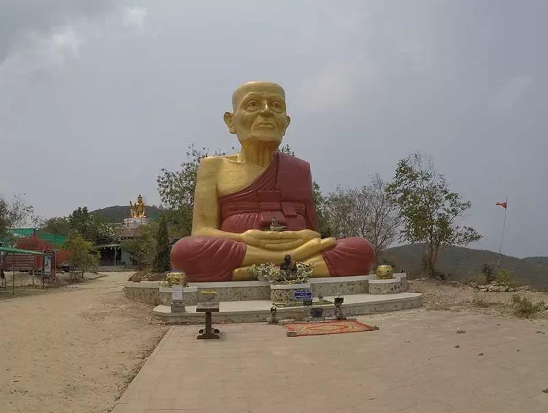 Будда на Ко Лан