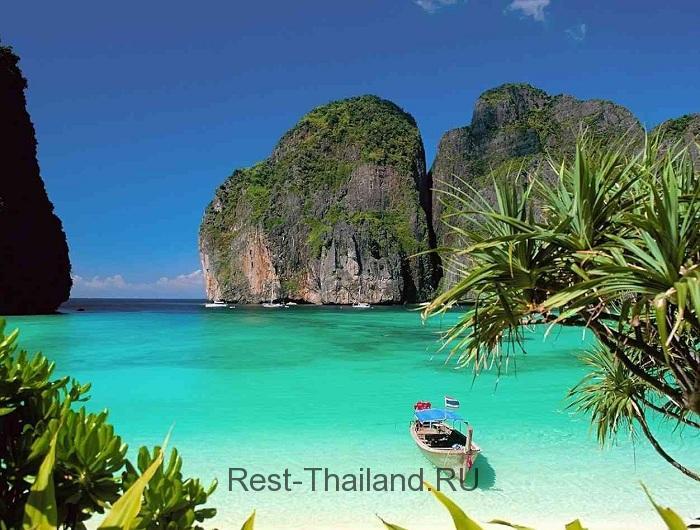 лучшие курорты Тайланда: красивые места в Таиланде